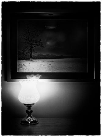 December 9 - A Lamp