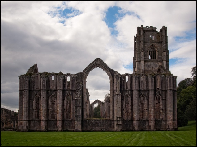Fountains Abbey - Yorkshire