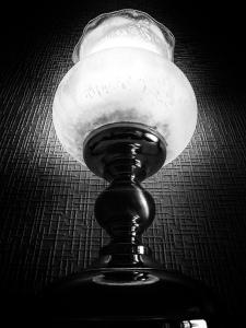 April 11 - Lamp