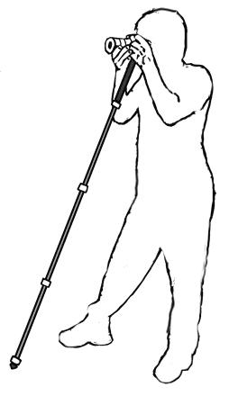 Monopod Stance