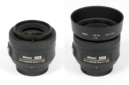 Nikon DX, AF-S Nikkor 35mm, f/1.8G