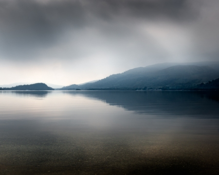 Loch Lomond by Clive Marshall