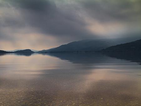 Loch Lomond by Martyn Smith
