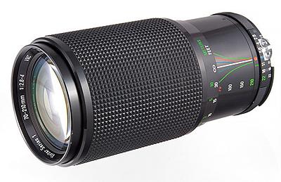 Vivitar Version 3 70-210 f/2.8 - f/4.0  1:2.5x macro