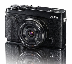 Fujifilm X-E2 and 27mm f/2.8 pancake lens