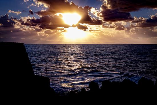 Tyrrhenian Sunset Fujifilm X-E2. XF27mm F/2.8 lens
